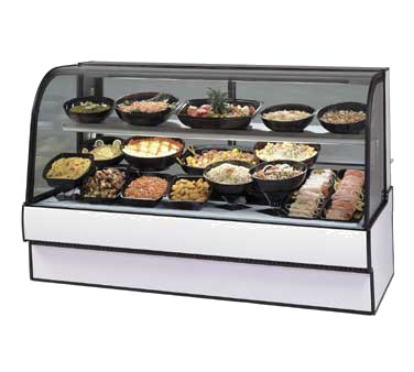 Federal Industries CGR7748CD display case, refrigerated deli