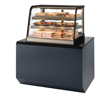 Federal Industries CH3628SSD display case, hot food, countertop