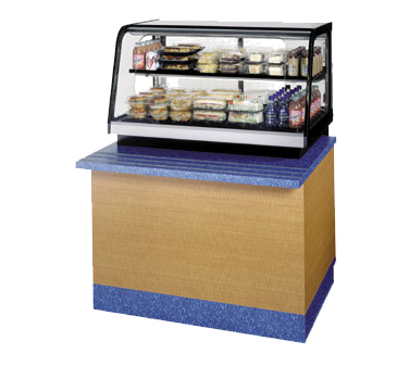 Federal Industries CRB4828SS display case, refrigerated deli, countertop