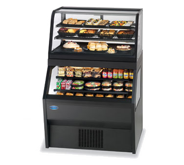 Federal Industries CRR4828/RSS4SC display case, refrigerated, self-serve