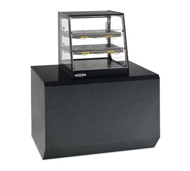 Federal Industries EH2428SSD display case, hot food, countertop