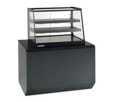 Federal Industries EH4828 display case, hot food, countertop