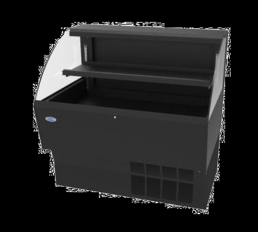 Federal Industries ELPRSS6 display case, refrigerated, self-serve