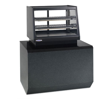 Federal Industries ERR3628SS display case, refrigerated deli, countertop