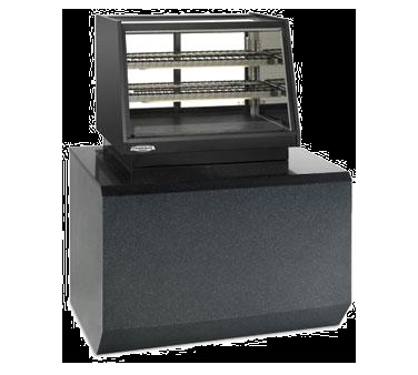 Federal Industries ERR4828 display case, refrigerated deli, countertop