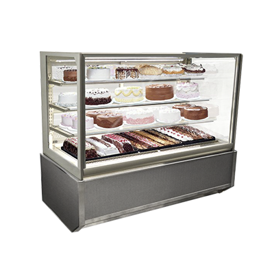Federal Industries ITR6026-B18 display case, refrigerated