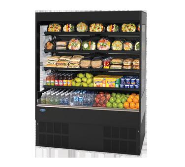 Federal Industries RSSL378SC display case, refrigerated, self-serve