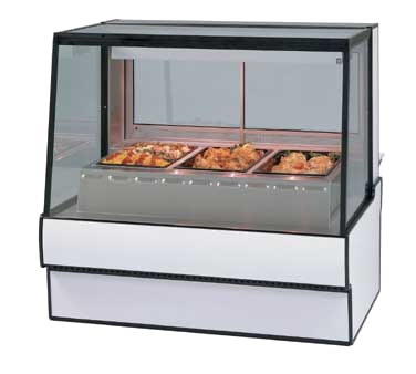 Federal Industries SG5948HD display case, heated deli, floor model