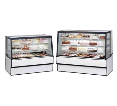 Federal Industries SGR3642 display case, refrigerated bakery