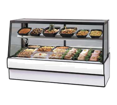 Federal Industries SGR5048CD display case, refrigerated deli