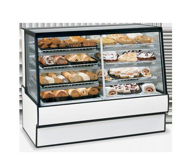 Federal Industries SGR7748DZ display case, refrigerated/non-refrig