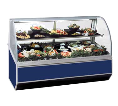Federal Industries SN-6CD display case, refrigerated deli