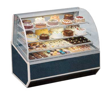 Federal Industries SNR-77SC display case, refrigerated bakery