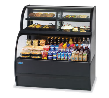 Federal Industries SSRC3652 display case, refrigerated/non-refrig
