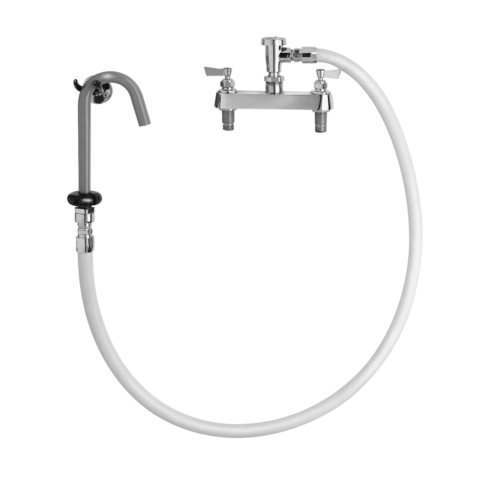 Fisher 5340 faucet, kettle / pot filler