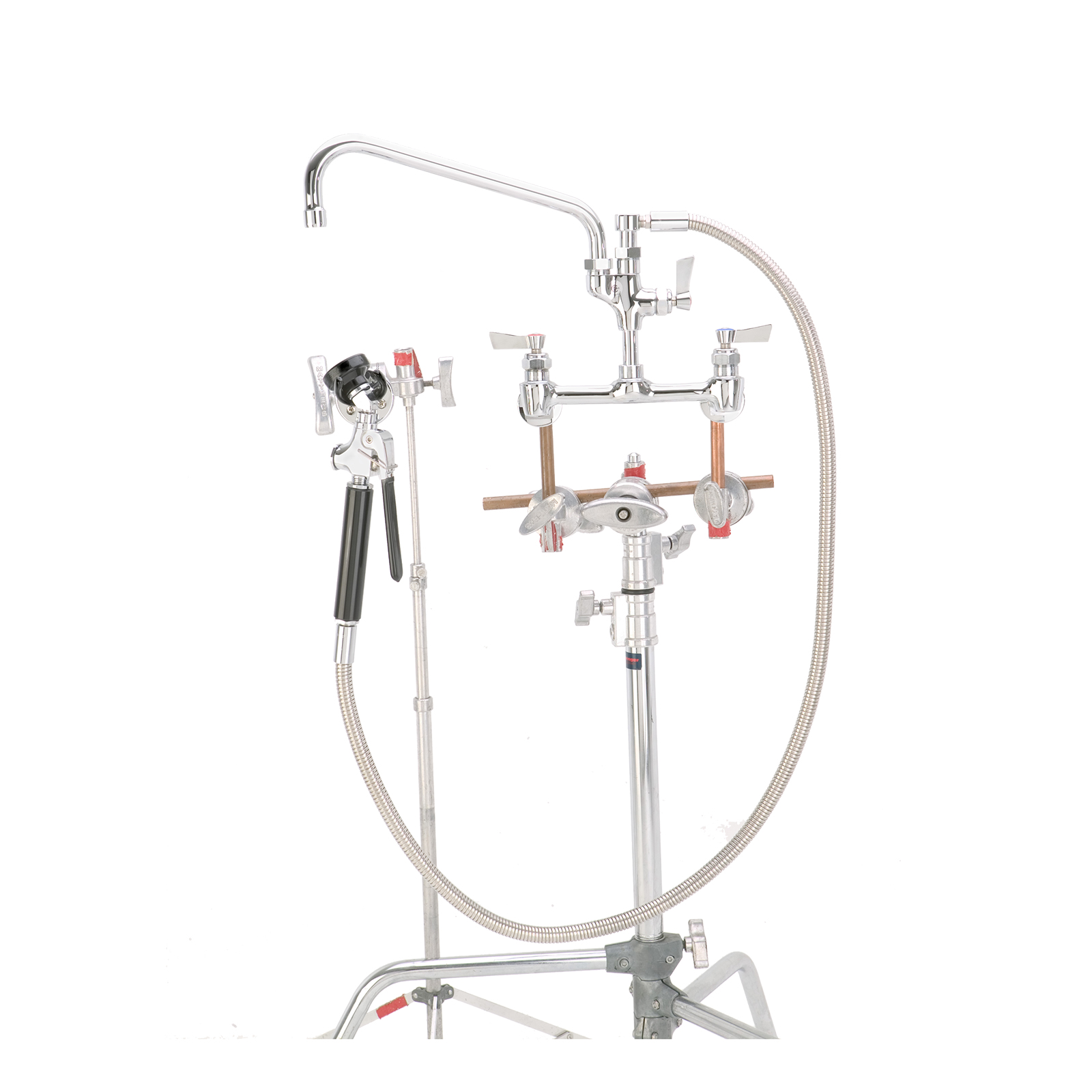 Fisher 84026 faucet, kettle / pot filler