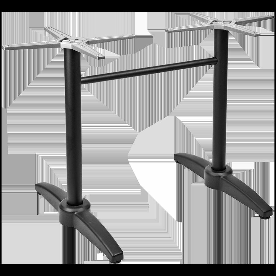 Florida Seating AL-1805 DP BH table base, metal