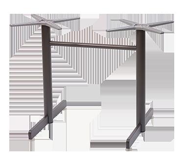 Florida Seating AL-2600 DP BH table base, metal