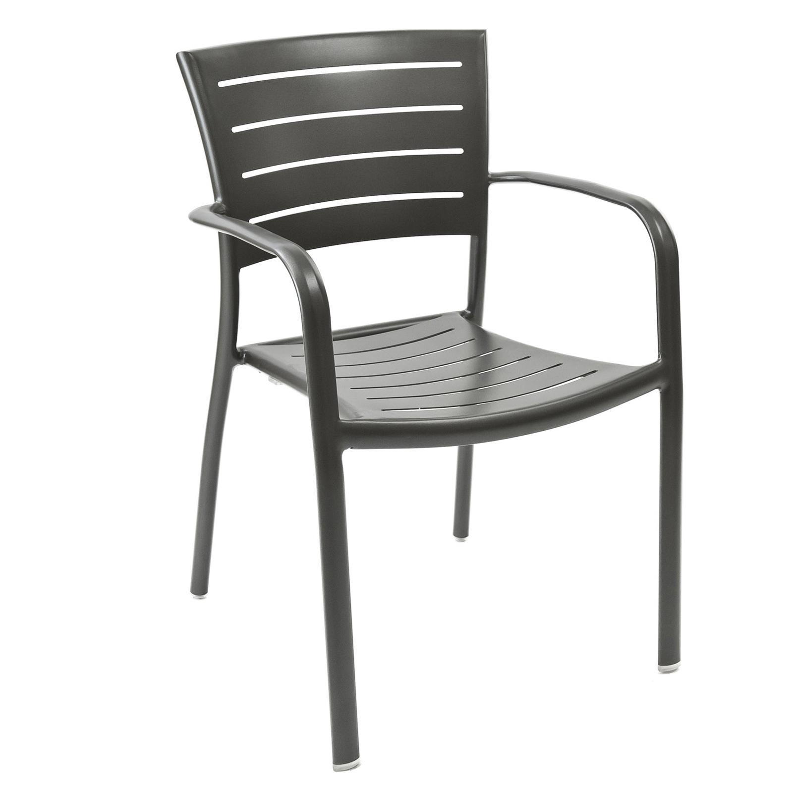 Florida Seating AL-5000 A BRONZE chair, armchair, outdoor