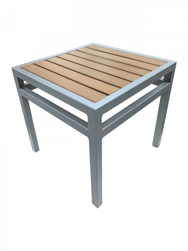 Florida Seating AL-5602 END TABLE sofa seating low table, outdoor