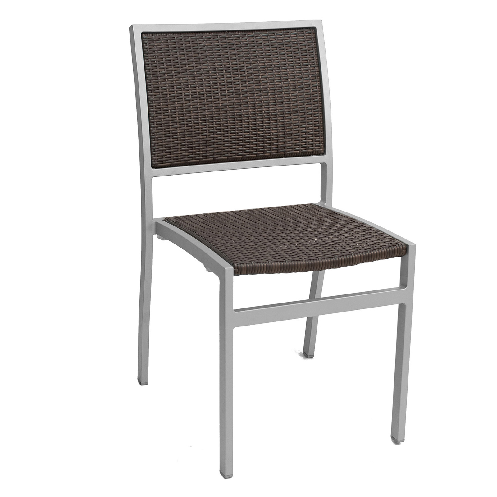 Florida Seating AL-5625-0 chair, side, stacking, outdoor