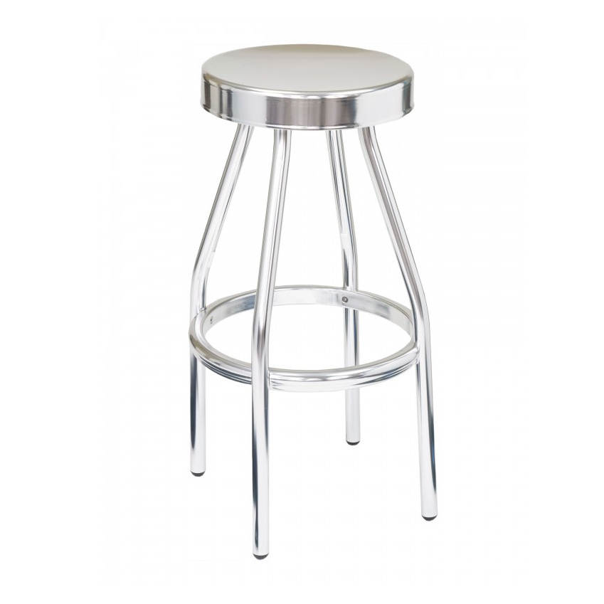 Florida Seating BAL-611 ALUM bar stool, outdoor