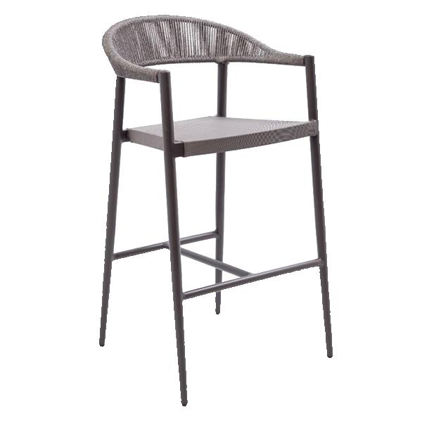 Florida Seating BRP-01 bar stool, outdoor
