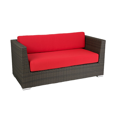Florida Seating CB LOVE SEAT sofa seating, outdoor