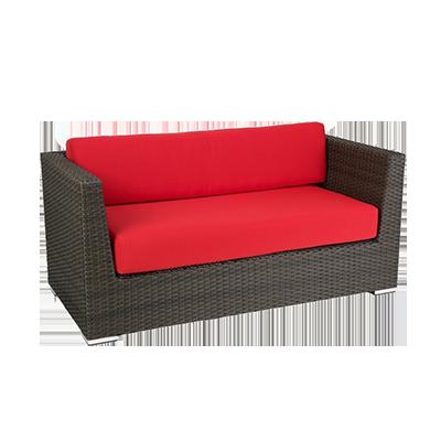 Florida Seating CB LOVE SEAT CUSHION SET chair seat cushion