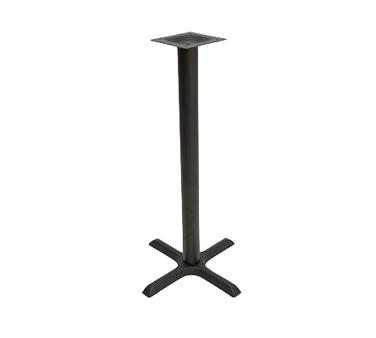 Florida Seating CIB22X22/3BAR table base, metal