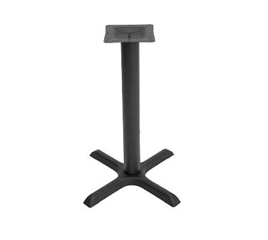 Florida Seating CIB22X22/3STD table base, metal