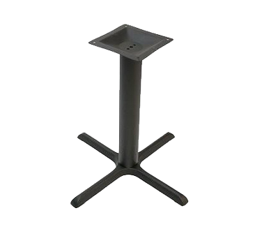Florida Seating CIB36X36/4STD table base, metal