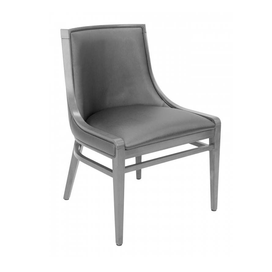 Florida Seating CN-361 S GR1 chair, side, indoor