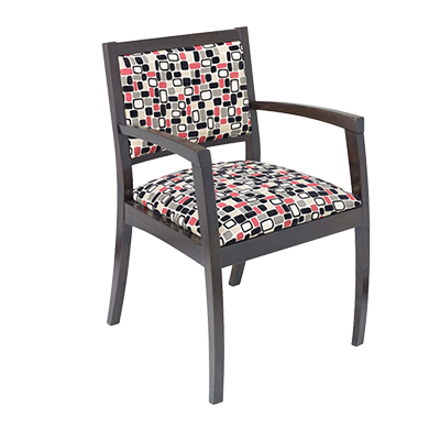 Florida Seating CN-4077A GR5 chair, armchair, indoor
