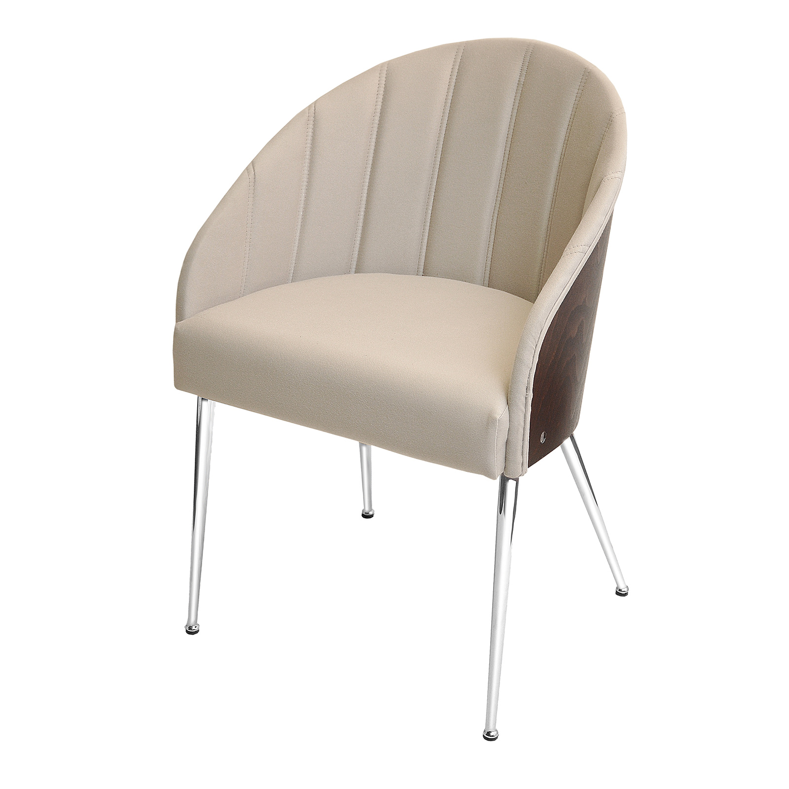 Florida Seating CN-EMILY DF GR7 chair, lounge, indoor