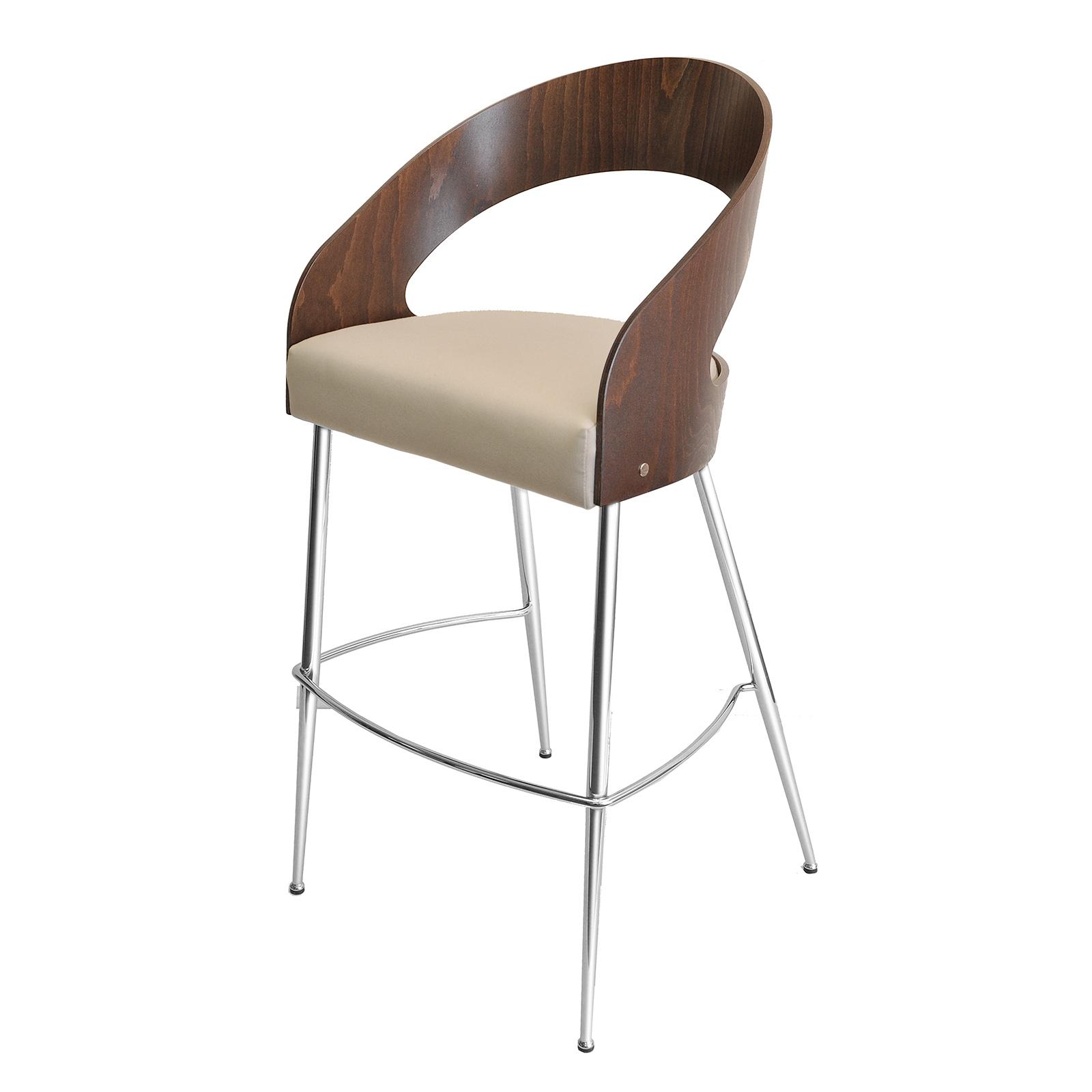 Florida Seating CN-EMILY H B GR7 bar stool, indoor
