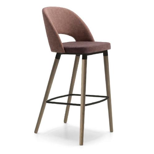 Florida Seating CN-LUNA B GR1 bar stool, indoor