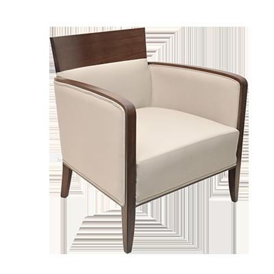 Florida Seating CN-SWAN LOUNGE COM chair, lounge, indoor