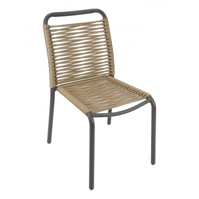 Florida Seating CORTINA S chair, side, outdoor