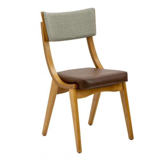 Florida Seating FLS-23S GR1 chair, side, indoor
