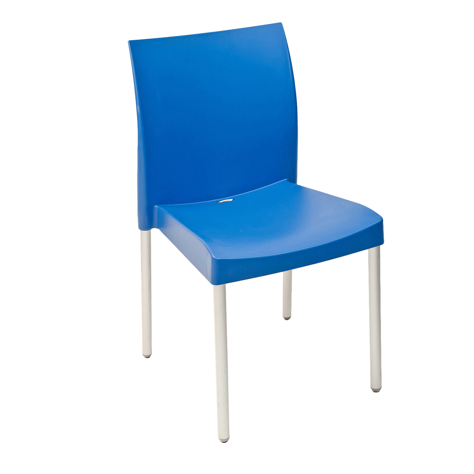 Florida Seating ICE-S/SKY chair, side, stacking, outdoor