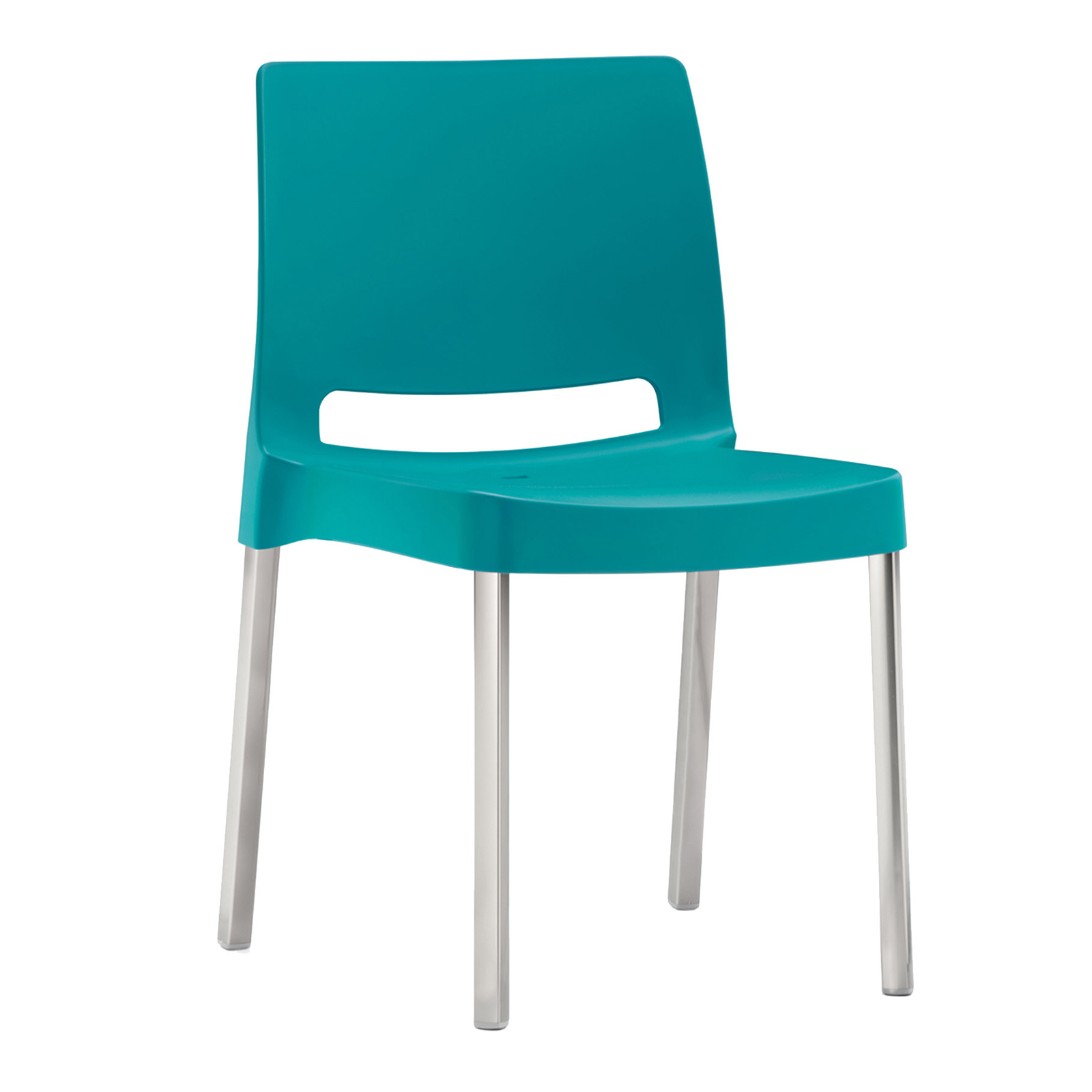 Florida Seating JOI/AQUA chair, side, stacking, outdoor