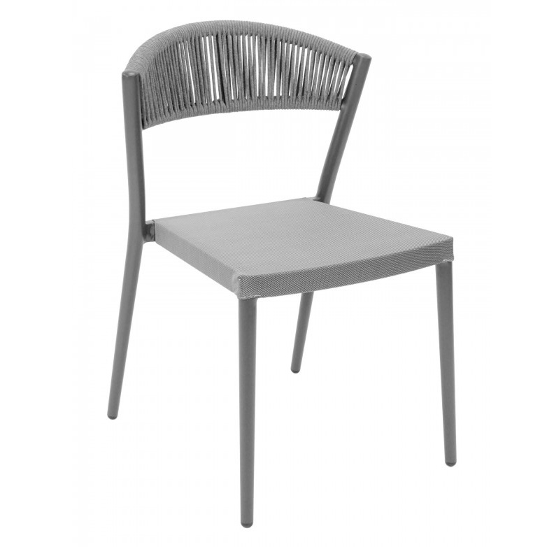 Florida Seating RP-01S chair, side, outdoor