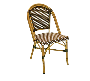Florida Seating RT-01 chair, side, stacking, outdoor