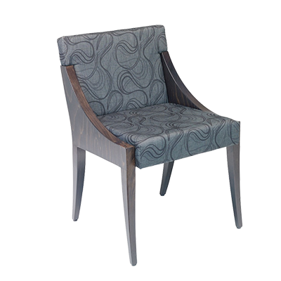 Florida Seating RV-LUKSOR GR3 chair, side, indoor