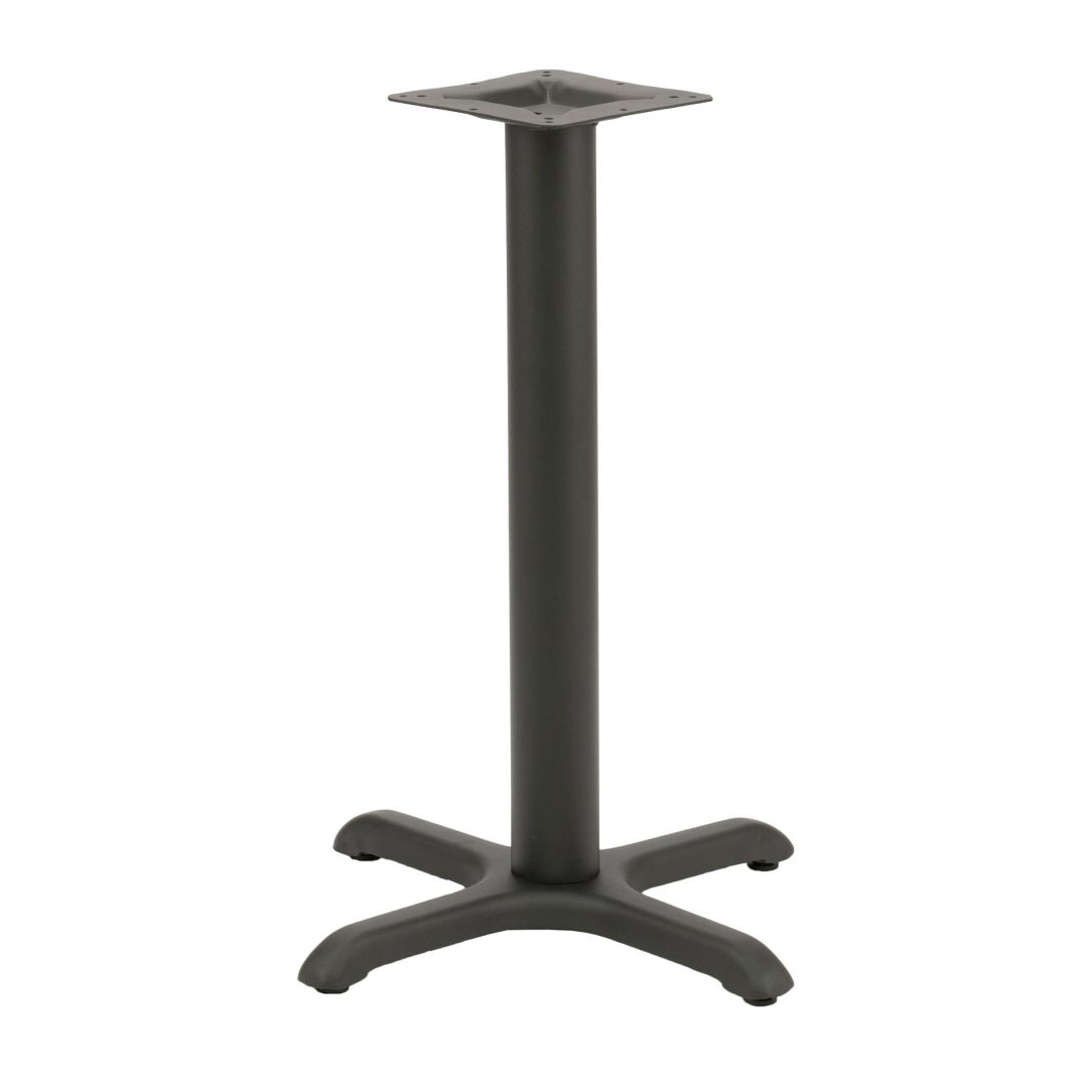 Florida Seating SMB 22X22/3BAR table base, metal