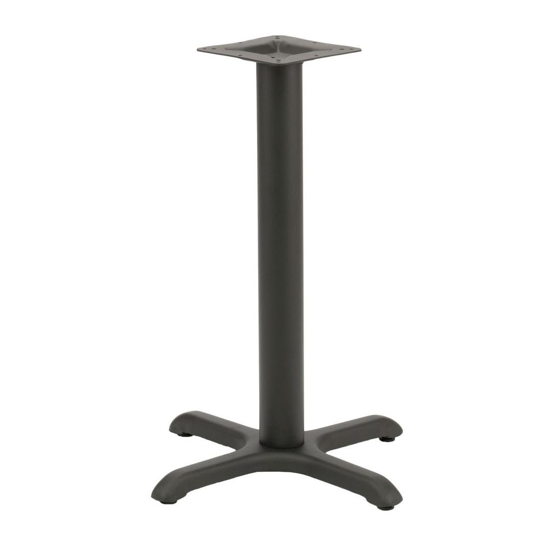Florida Seating SMB 22X22/3BAR table base, metal