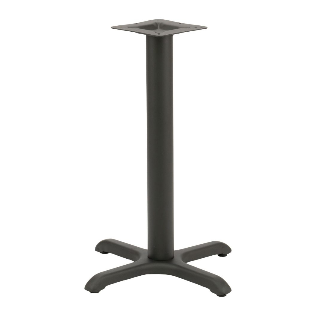 Florida Seating SMB 30X30/3STD table base, metal