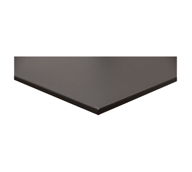 Florida Seating TA-32X32 table top, metal