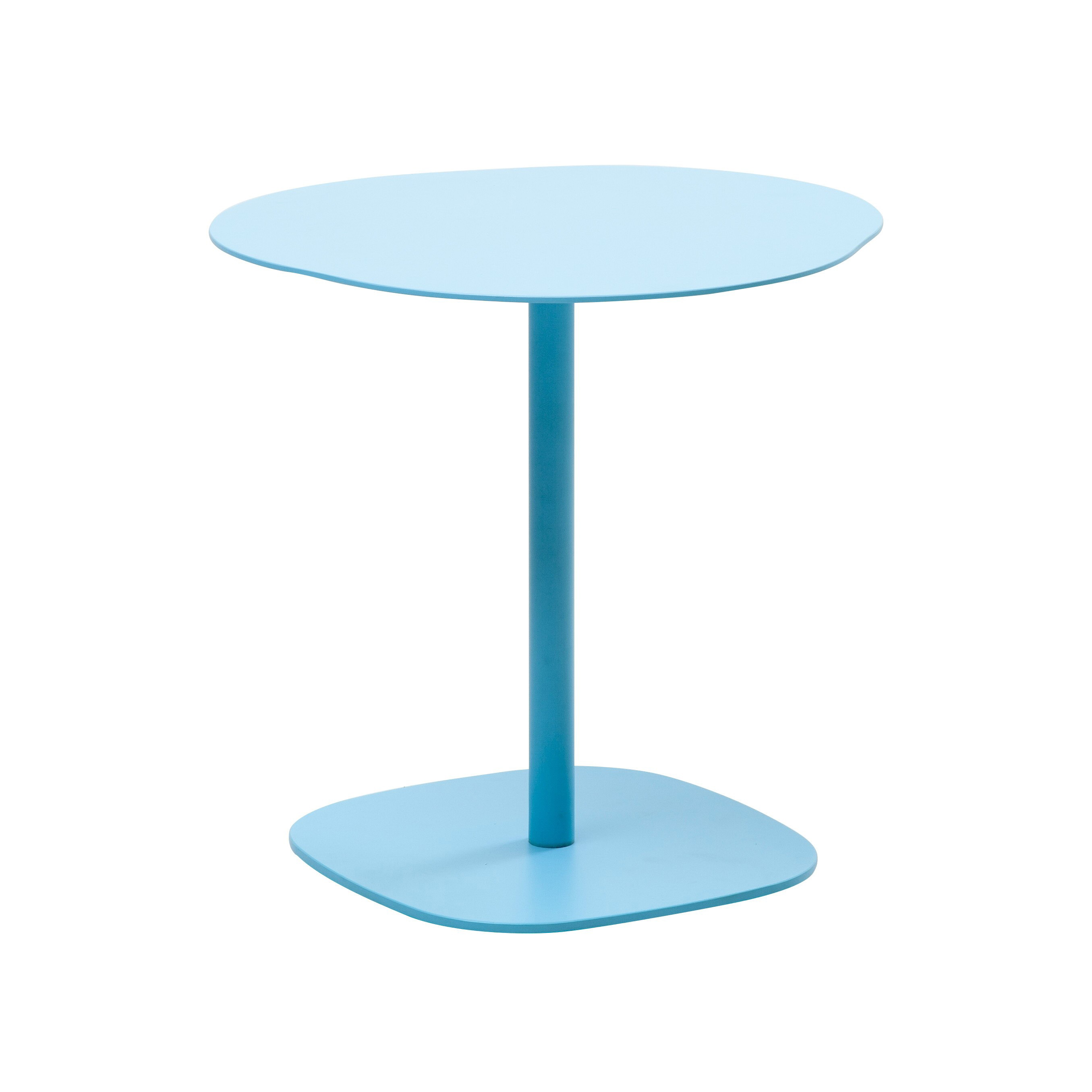 Florida Seating VB ALUMINUM END TABLE sofa seating low table, outdoor